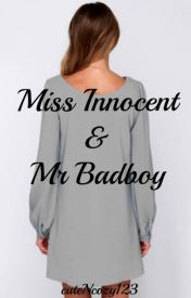 Miss Innocent & Mr Badboy by cuteNcozy123