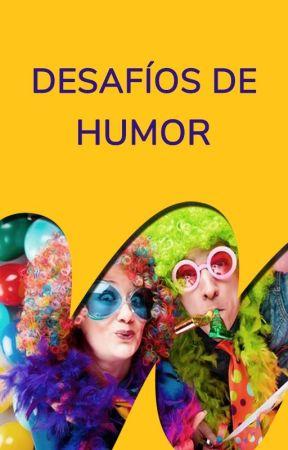 Desafíos de Humor by Humor-ES
