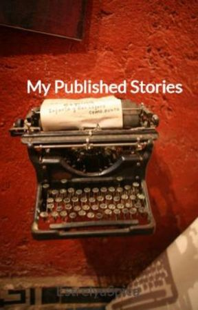 My Published Stories by EstrelyaSpica