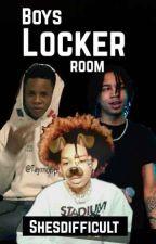 Boy's Locker Room  - ShxYbnxK  by shesdifficult