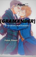 Album Gramander -Percival/Newt- by Future_Present