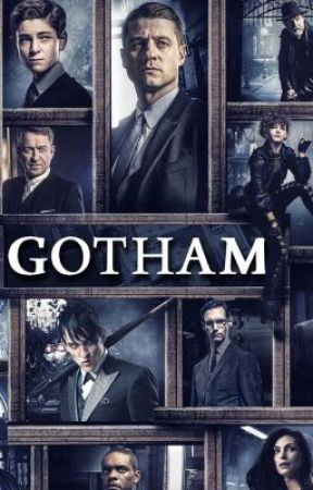 Gotham Imagines  by Shelby415