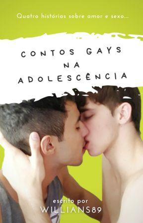 Contos (Gays) Na Adolescência by willians_89