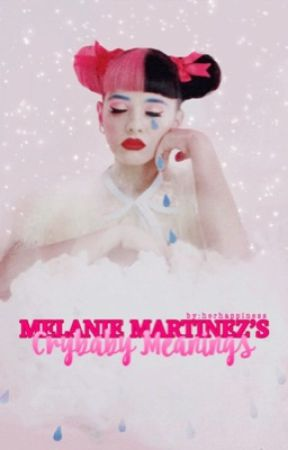 Melanie martinez cry baby album book