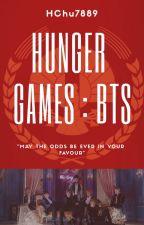 Hunger Games: BTS X Male Reader by Hchu7889