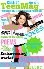 TeenMag_ May Issue #1 by TeenMag_