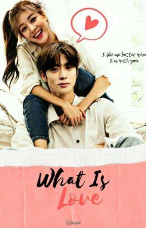 What Is Love? | Guanlin & Jihyo by Elismee