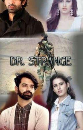 Dr. Strange  by cuosonali