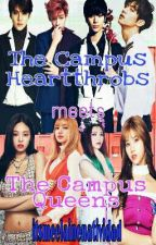 The Campus Heartthrobs meets The Campus Queens by itselainenatividad