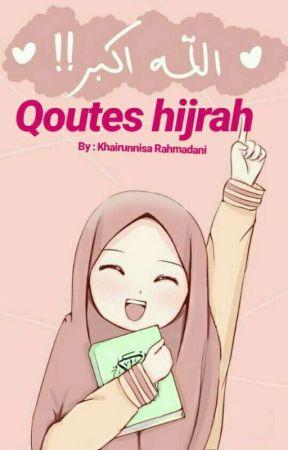 quotes hijrah menjaga hati wattpad