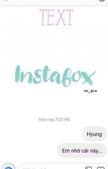 [TEXT] Instabox [HopeGa, KookMin]