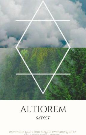 ALTIOREM by SadyTeresaMesaPascua