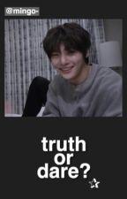 truth or dare ; jeongin by mingo-