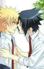 Naruto x Sasuke by user97178087