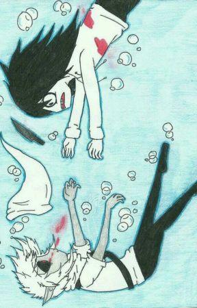 Drowning - (CREEPYPASTA) BEN x Jeff by rowancosplaysxd
