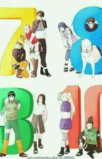 Retos y Preguntas a los personajes de Naruto. by -Melo-San-