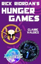 Rick Riordan's Hunger Games by ClaireValdez