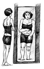 Anorexie (Podle pravdy) by _katepavlikova_