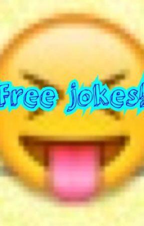 Free jokes by WolfieVampire1946
