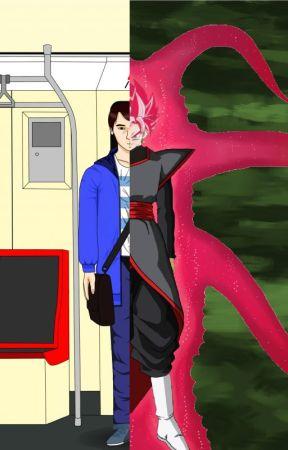 Qué pasaría si yo reencarno en Black Goku by BlackJozero74