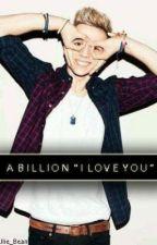 """A Billion """"I Love You"""" (Elyar Fox FanFic) by MissGurlAlmighty"""