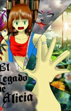 EL LEGADO DE ALICIA by Bumperloki