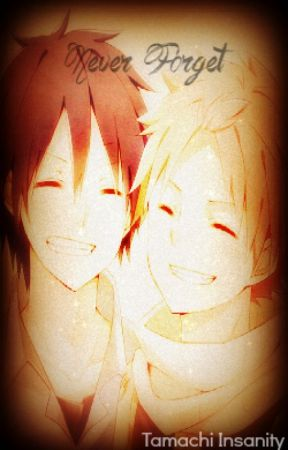Never Forget .::Gray x Natsu Fairy Tail Fan Fiction::. by Tamachee-Insanity