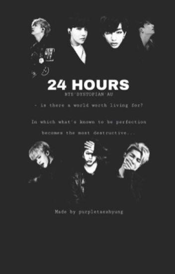 24 HOURS    BTS AU