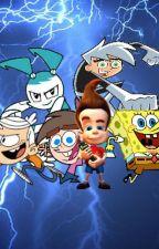 Nickelodeon Heroes by user284564551474
