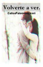 Volverte a ver .(en edicion) by CalisaPalominoLiceri