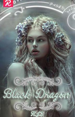 Black Dragon by RedDragon09