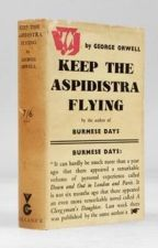 KEEP THE ASPIDISTRA FLYING (Completed) by GeorgeOrwell
