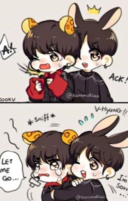 [Vkook] A Daily Love