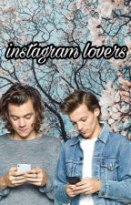 Instagram lovers.    //Larry by louist91_sun