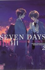 Seven Days Tome 2 [Yaoi-Scan] |Terminée| by kyuko09