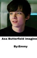 Asa Butterfield imagines by Emmy_mendess