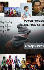 Power Rangers: The Final Battle by aniece245