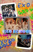 EXO School by evilmaknaeHUN