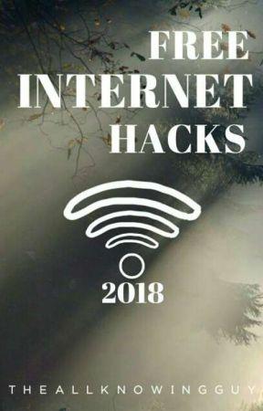 Free Internet Hacks and Tricks (2018) - Method 1: Freenet App - Wattpad