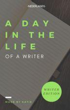 A Day In The Life Of A Writer -NL- by I_am_Katie