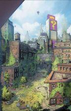 Savage City by TARTAKAN5012