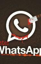 Historias de terror - Whatsapp by Closetoyou_PR