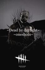 ~Male dead by daylight  x uke! Male reader oneshots~ by Aizaddy_Wheeze