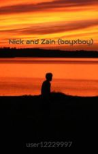 Nick and Zain (boyxboy) by user12229997