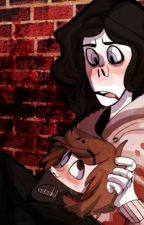 Love Is a Lie ~ (Jeff the killer x Ticci Toby) by avialofpoison