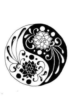 Yin and Yang by MisssLadd