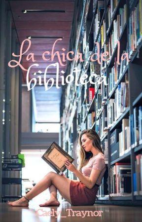 La chica de la biblioteca. by Cammii_003