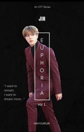 Euphoria Series: Jin by iamyoursjin
