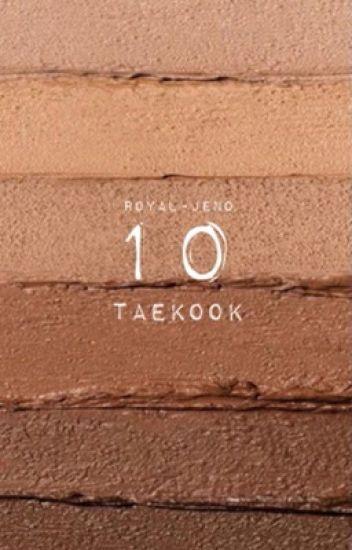 10 • taekook