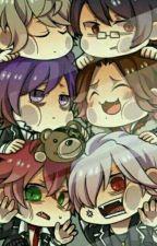 The Sakamakis Dear Sister by adorablezzzz